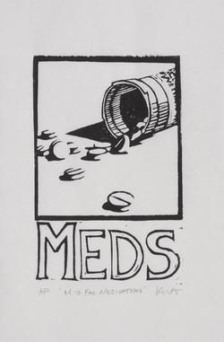 M is for Meds