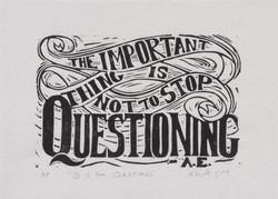 Q is for Questions
