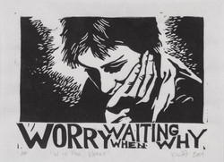 W is for Worry