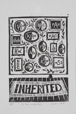 I is for Inherited