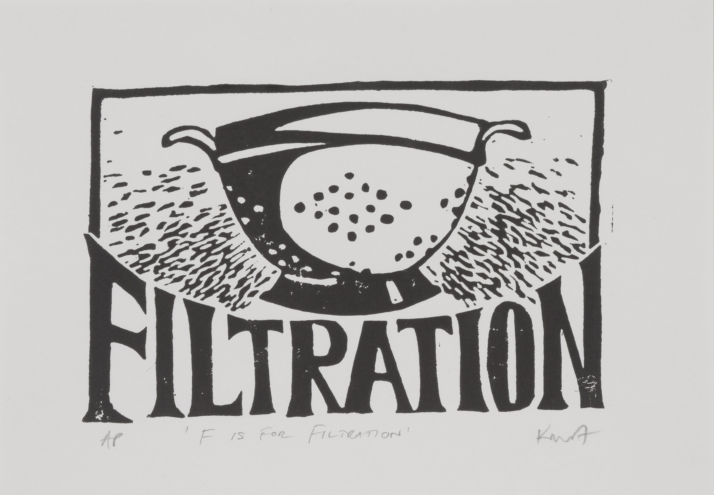 F is for filtration