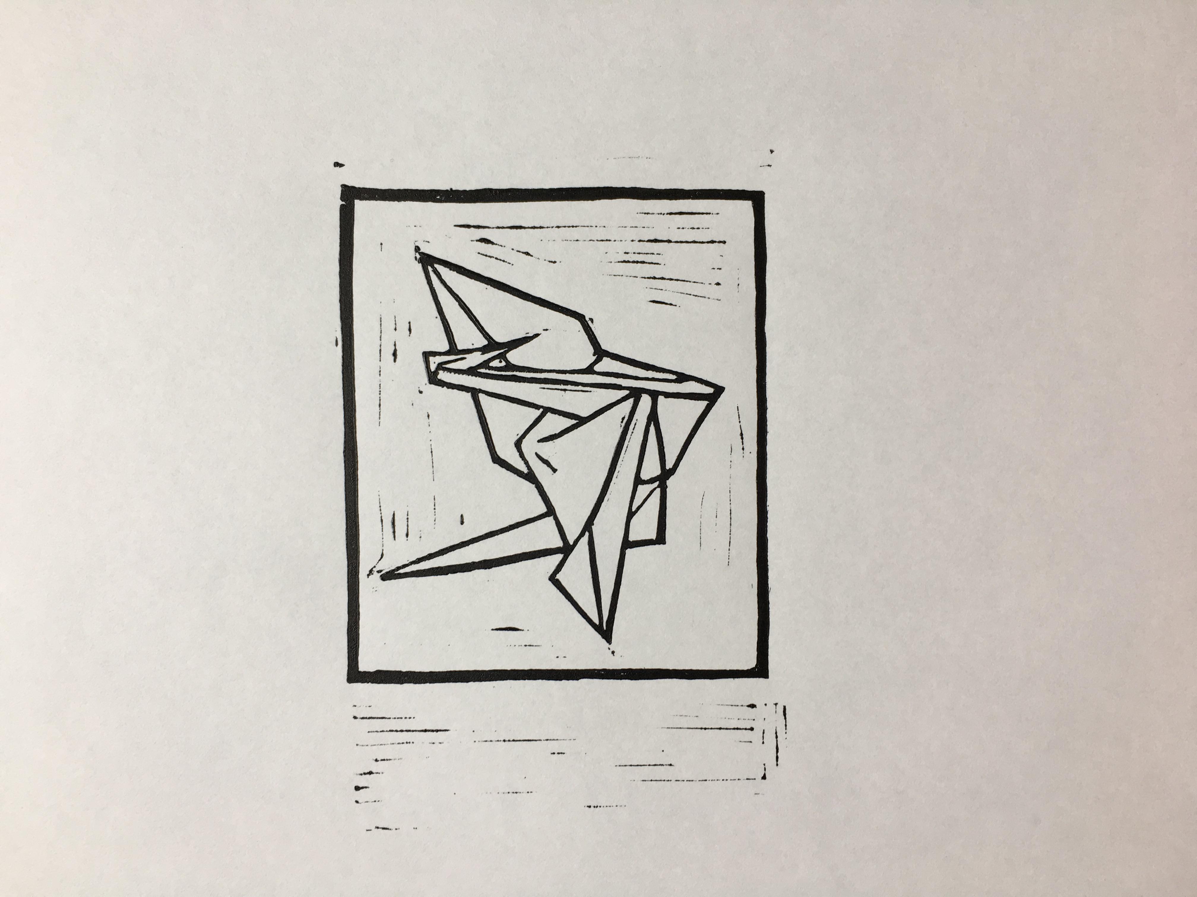 Paper Crane, 2017