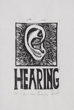 H is for hearing