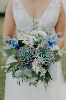 2Birds Events Bridal Bouquet