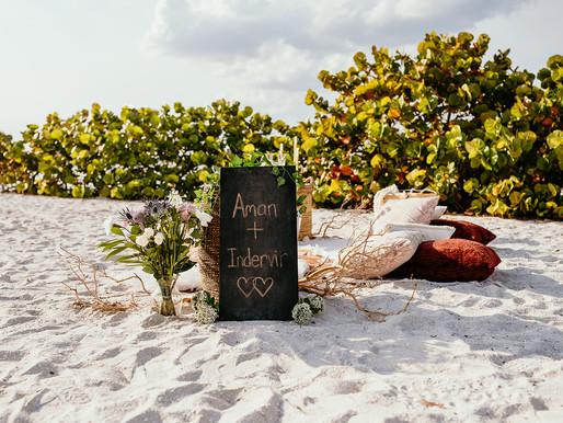 Tampa Beach Proposal