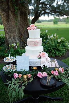 Alessi's wedding cake