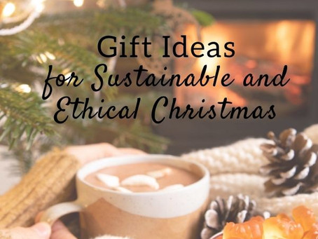 Eco-friendly Gift Ideas for Sustainable and Ethical Christmas