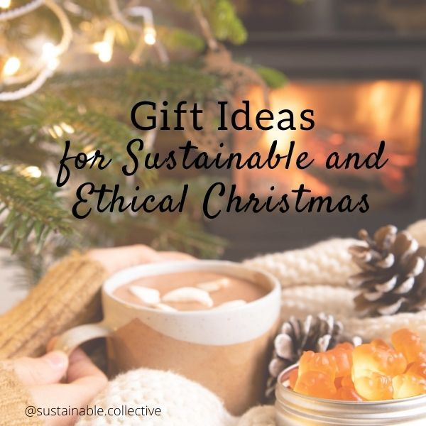Looking for a good eco-friendly christmas gift but not sure what to look for or where to start? This blog includes all the gift ideas that are not only sustainable but also ethical
