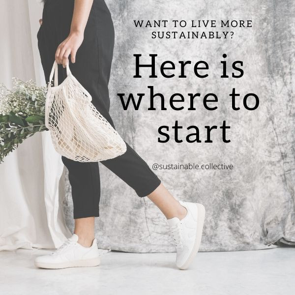 Ever wondered how to live more sustainably but wasn't entirely sure on WHERE to start? Whether your goal is to lower your waste, become more sustainable or a bad ass zero waster