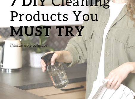 7 DIY Cleaning Products You Must Try: Natural, Eco-friendly and Zero Waste!