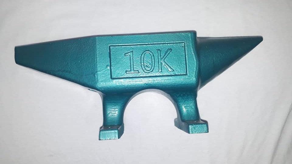 Bigorna 10K