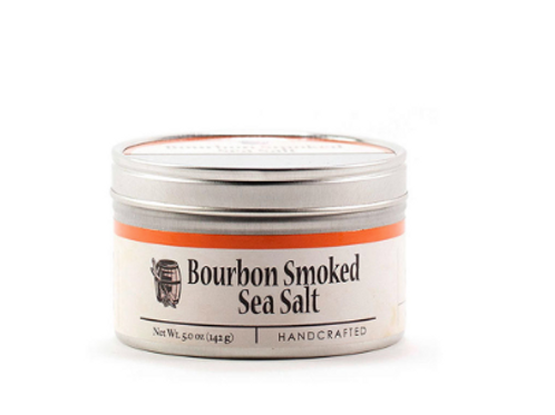 Bourbon Barrel Foods  BOURBON SMOKED SEA SALT