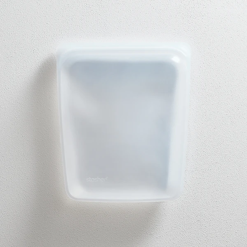stasher - Half Gallon in CLEAR