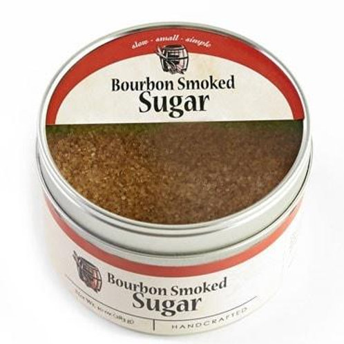 BOURBON BARREL FOODS - BOURBON SMOKED SUGAR