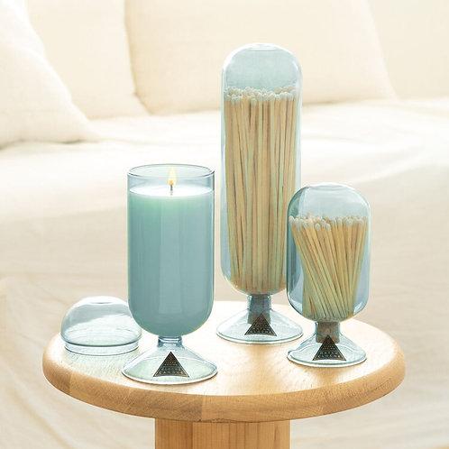 Skeem Designs - Jasmine & Lotus Cloche Candle