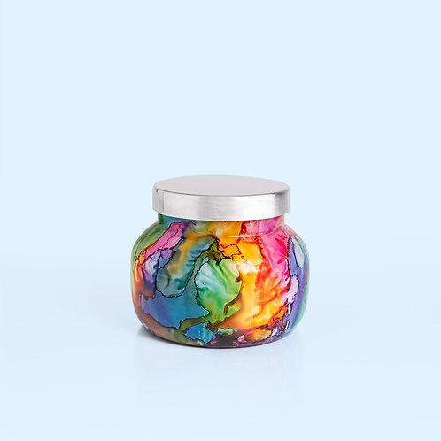 Capri Blue - Watercolor Petite 8oz Jar