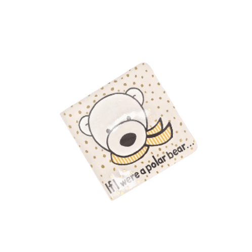 "Jelly Cat Book ""If I were a polar bear..."""