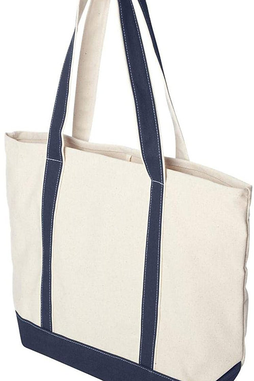 XL Liberty Tote Bag in NAVY