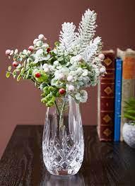Waterford Lismore Honey Bud Vase
