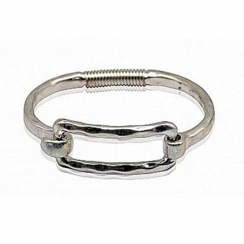 Meghan Browne MOORE Bracelet in Silver
