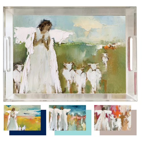 Anne Neilson Home Acrylic Tray