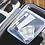 Thumbnail: stasher - Half Gallon in CLEAR