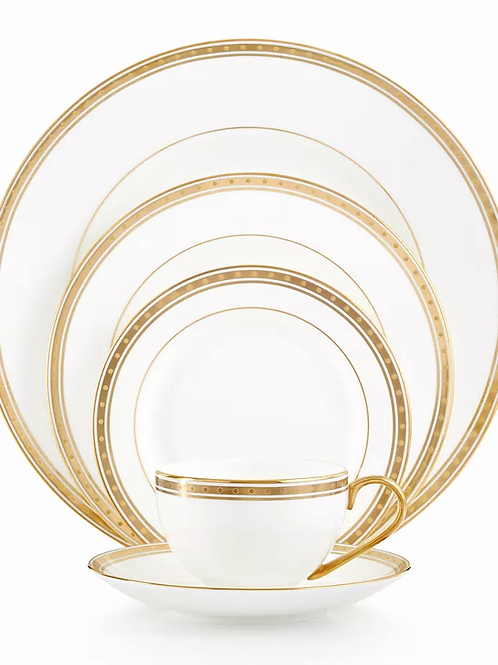Kate Spade New York Oxford Place 5 Piece Place Setting