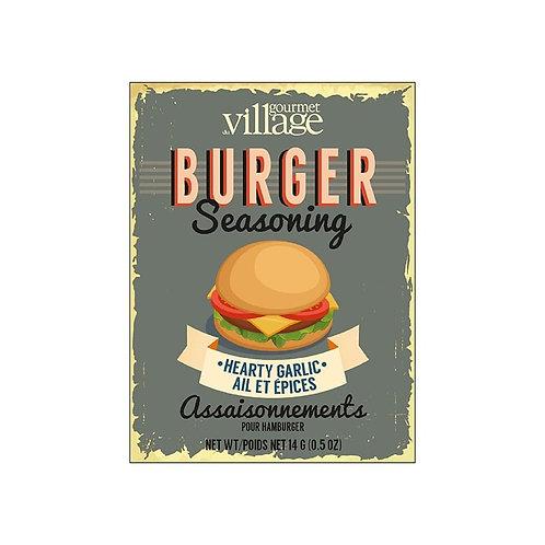 Village Gourmet Burger Seasoning