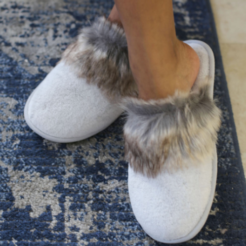 TRS Zurich Luxe Slippers