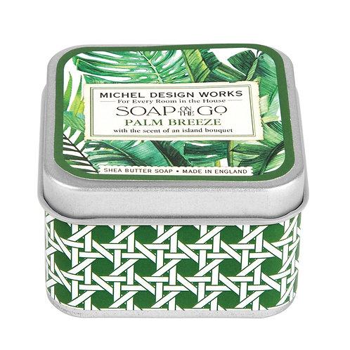 MICHEL DESIGN - Palm Breeze Soap on the Go