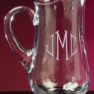 Personalized Gift Expressions Pitcher_ed