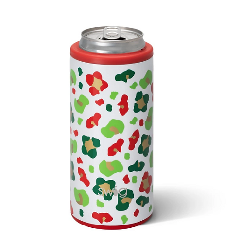 SWiG Jingle Jungle Skinny Can Cooler (12oz)