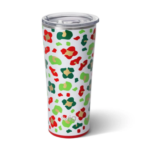 SWiG Jingle Jungle Tumbler (22oz)