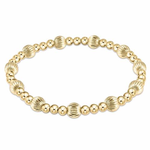 enewton - Dignity Sincerity Bead Bracelet - Gold