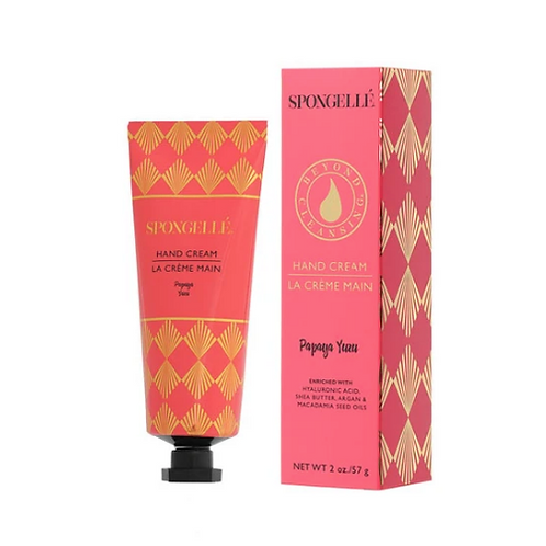 SPONGELLE PAPAYA YUZU | HAND CREAM