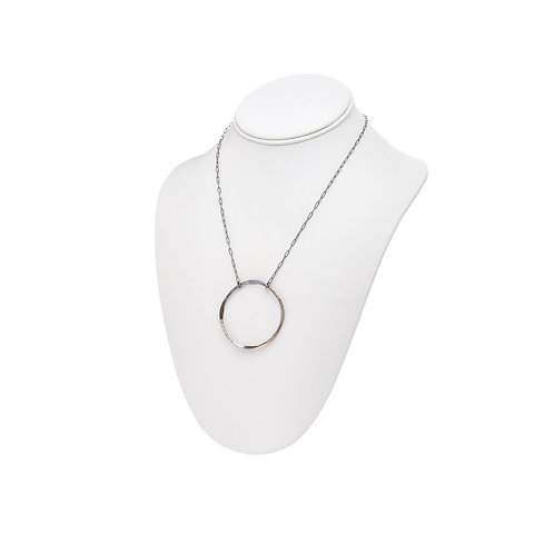 Kenda Kist SILVER Shine Necklace