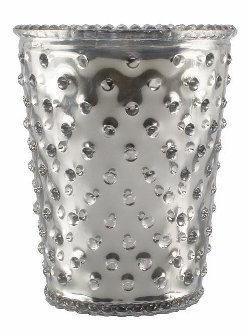 SIMPATICO NO. 53 VANILLA BEAN (LIMITED EDITION) HOBNAIL GLASS CANDLE