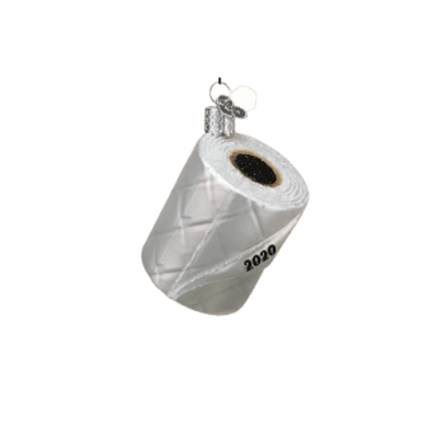 Old World Christmas 2020 Toilet Paper ORN
