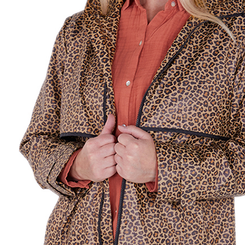 CHARLES RIVER APPAREL LEOPARD NEW ENGLANDER