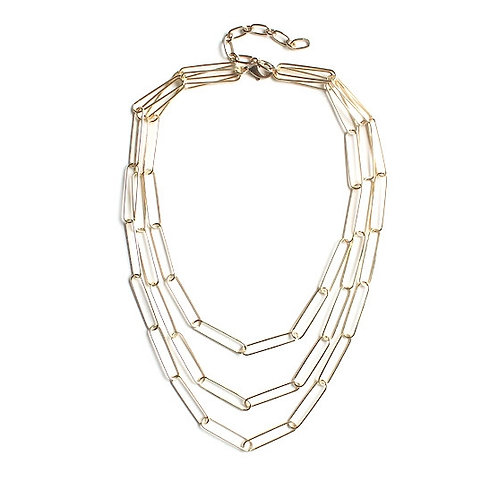 Meghan Browne Style Cole Gold Necklace