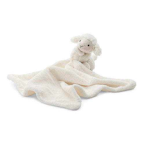 Jelly Cat Bashful Little Lamb Soother