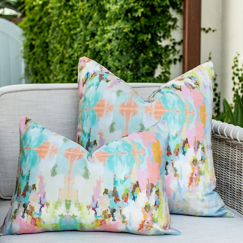 Laura Park Designs BROOKS AVENUE SUNBRELLA® PILLOW