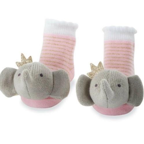 Mudpie Rattle Sock