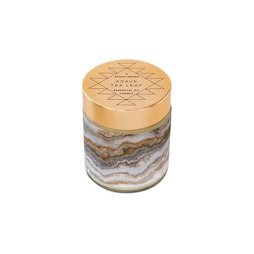 Skeem Designs - Agave Tea Leaf Sedona candle