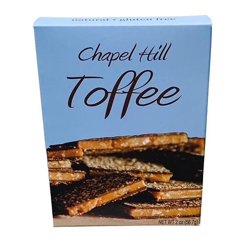 Chapel Hill Toffee - 2oz Box