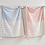Thumbnail: Mudpie Baby Color Block Blanket in Baby Blue