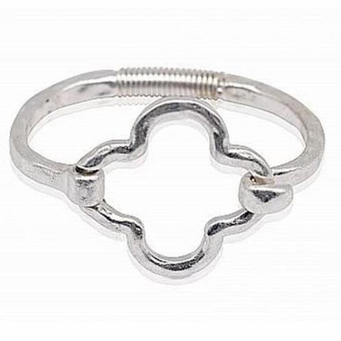 Meghan Browne MIRA Bracelet in Silver