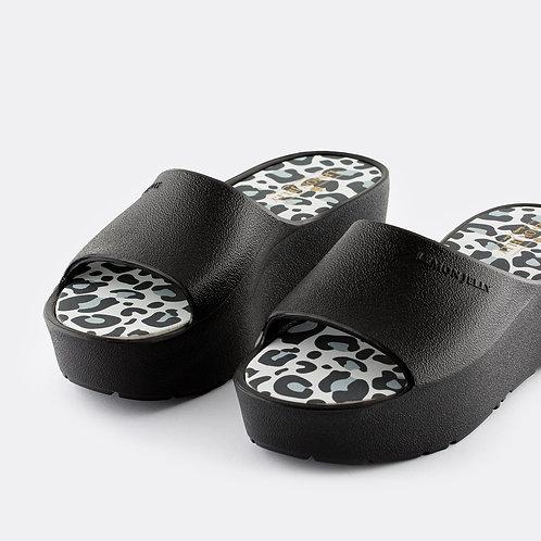 LEMON JELLY Platform Slides BLACK