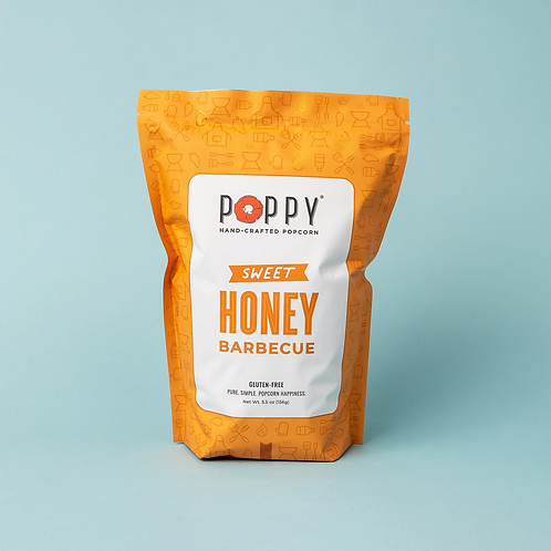 POPPY- SWEET HONEY BBQ
