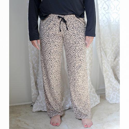 The Royal Standard - Cheetah Sleep Pants